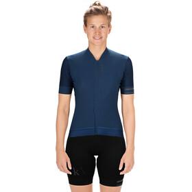 RYKE Short Sleeve Jersey Kobiety, blue